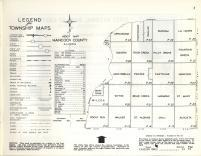 Index Map, Hancock County 1963